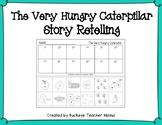 The Very Hungry Caterpillar Retelling