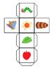 The Very Hungry Caterpillar Roll Tally Graph Math Center A
