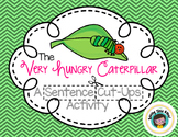 The Very Hungry Caterpillar Sentence Cut Ups
