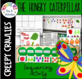 The Very Hungry Caterpillar Sequencing Activity