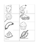 The Very Hungry Caterpillar Sequencing Printable