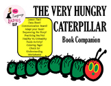 The Very Hungry Caterpillar: Speech and Language Book Companion