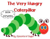 The Very Hungry Caterpillar (Story Companion with story an