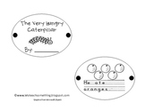 The Very Hungry Caterpillar Story Sequence
