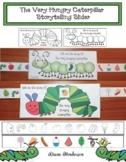 The Very Hungry Caterpillar Activities Sequencing & Retelling Caterpillar Craft