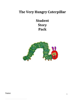 The Very Hungry Caterpillar Student Story Pack