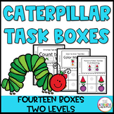 The Very Hungry Caterpillar Task Boxes