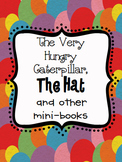 The Very Hungry Caterpillar, The Hat, & Other Mini-Books