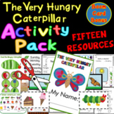 The Very Hungry Caterpillar Minibook 14 Resources Eric Carle series