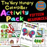 The Very Hungry Caterpillar Minibook 14 Resources Eric Car