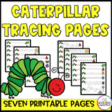The Very Hungry Caterpillar Tracing