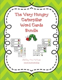 The Very Hungry Caterpillar Word Cards Bundle