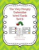 The Very Hungry Caterpillar Word Cards Set 2