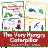 Distance Learning: The Very Hungry Caterpillar Yoga & Move