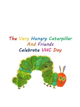 The Very Hungry Caterpillar and Friends Celebrate