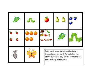 The Very Hungry Caterpillar theme pack