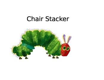 The Very Hungry Caterpillar-themed Classroom Jobs