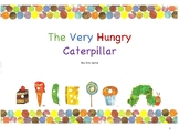 The Very Hungry Caterpillar_Interactive Adapted Book