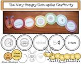 "Money Activities: The Very Hungry ""Coin-apillar"" Craft"