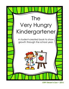 The Very Hungry Kindergartener