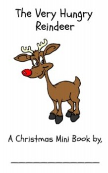 The Very Hungry Reindeer Comprehension