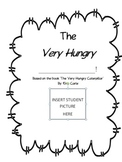 The Very Hungry Student Created Book