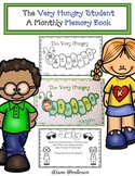 """The Very Hungry Student"" Monthly Memory Book"
