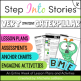 The Very Impatient Caterpillar Step Into Stories