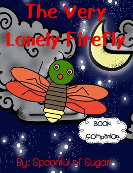 The Very Lonely Firefly (Book Companion with story and nonfiction QR codes)