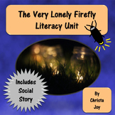 The Very Lonely Firefly Literacy for Special Education with digital activities