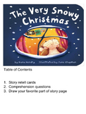 The Very Snowy Christmas Activity Pack