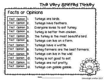 The Very Stuffed Turkey Book Companion