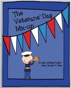 The Veterans' Day Mix-Up: A Mathematics Logic Activity Packet
