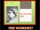 The Victorian Era Worksheet