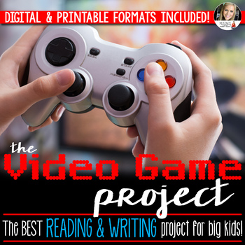 The Video Game Project: An End-of-Year ELA Activity for Upper Elementary