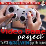 The Video Game Project: An ELA Activity for Big Kids (Digi