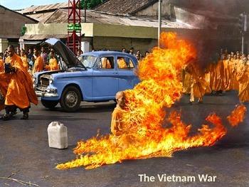 The Vietnam War Powerpoint (49 Slides!!)