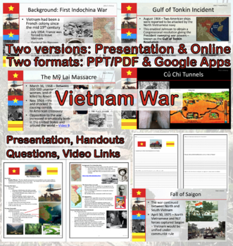 The Cold War: The Vietnam War
