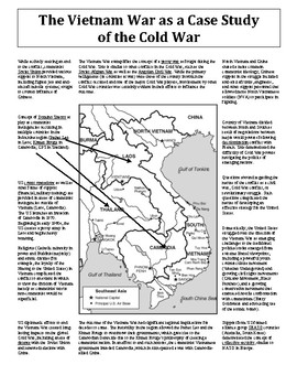 The Vietnam War: A Quick Reference Guide