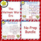 The Vietnam War Era No-Prep Bundle