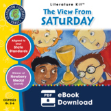 The View From Saturday - Literature Kit Gr. 5-6