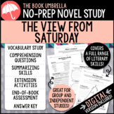 The View From Saturday Novel Study - Distance Learning - Google Classroom