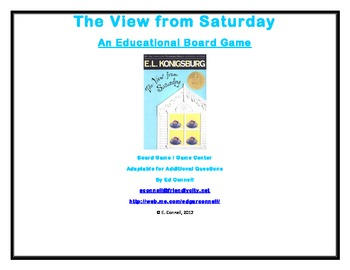 The View from Saturday Board Game