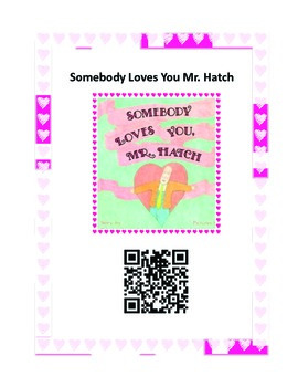 The Viewing Box QR Code Read Alouds