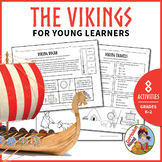 The Vikings for Young Learners