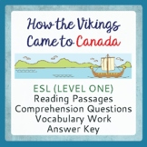 The Vikings - How the Vikings Came to Canada (ESL 1)
