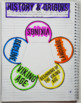 The Vikings Interactive Notebook & Graphic Organizers