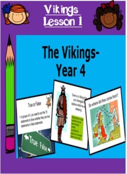 The Vikings: Lesson 1
