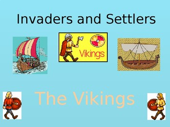 The Vikings Powerpoint