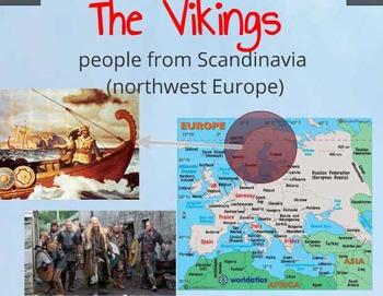 The Vikings Prezi